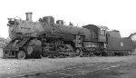 CB&Q 2-8-2 Class O-1-A 5090