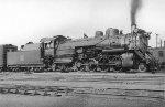 CB&Q 2-8-2 Class O-1-A 5096