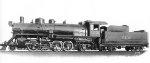 CB&Q 2-8-2 Class O-1-A 5105