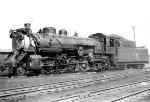 CB&Q 2-8-2 Class O-1-A 5116