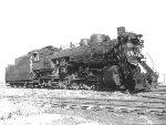 CB&Q 2-8-2 Class O-1-A 5118