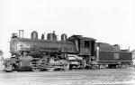 CB&Q 0-6-0 Class G-5-A 515