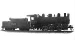 CB&Q 0-6-0 Class G-5-A 523