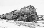 CB&Q 2-8-2 Class O-3 5357