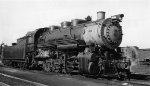 CB&Q 0-8-0 Class F-1 540