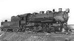 CB&Q 0-8-0 Class F-1 541