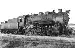 CB&Q 0-8-0 Class  F-1 546