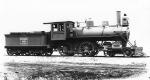 CB&Q 4-4-0 Class A-6 550