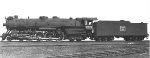 CB&Q 4-8-4 Class O-5 5601