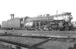 CB&Q 4-8-4 Class O-5 5604