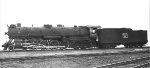 CB&Q 4-8-4 Class O-5 5607