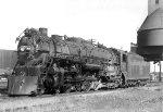 CB&Q 4-8-4 Class O-1-A 5631
