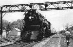 CB&Q 4-8-4 Class O-5-B 5632