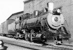 CB&Q 0-6-0 Class G-10 588