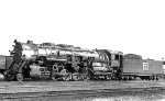 CB&Q 2-10-4 Class M-4-A 6317
