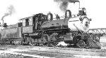CB&Q 4-6-0 Class K-2 657