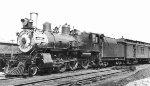 CB&Q 4-6-0 Class K-4 711