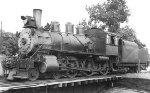 CB&Q 4-6-0 Class K-10 953