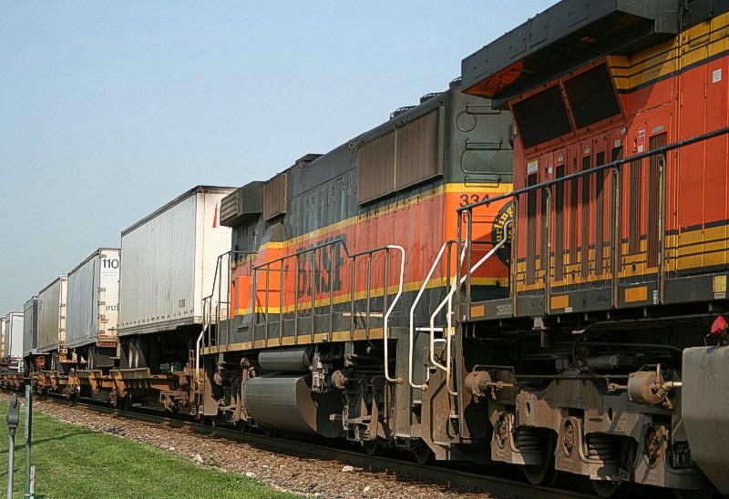 BNSF 334