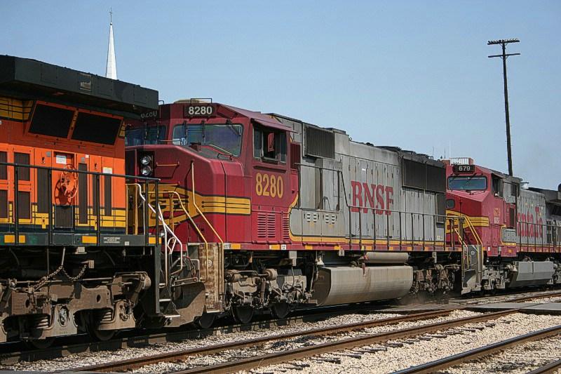 BNSF 8280