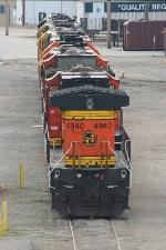 BNSF 4940