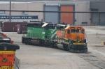 BNSF 8064