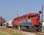 CF&E Transfer Move to the I&O Yard