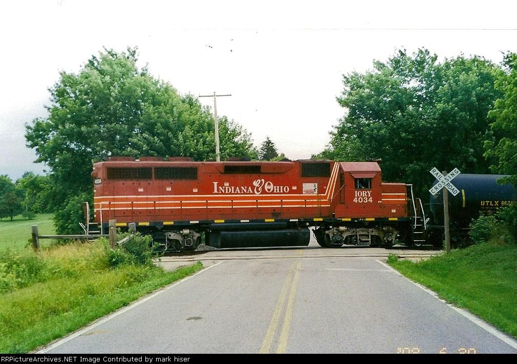 4034 at Thrifton