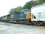 CSX 8745 on yard job Y101