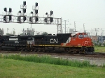 CN 343 @ Hayford on the BRC