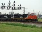 CN 343 @ Hayford on the BRC