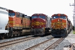 Three Way BNSF Meet