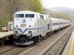 Train 7941 To Poughkeepsie