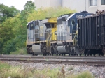 CSX #657 and #8204