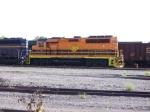 HCRY 3802 seen at Goodman St. yard