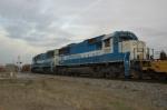 NS 338 at Salisbury.