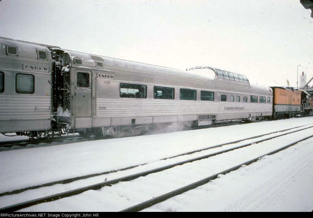 1272-05 Rio Grande Ski Train departs Union Station