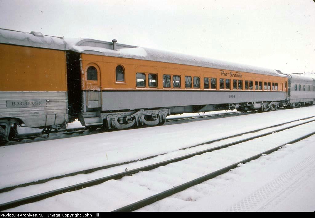1272-07 Rio Grande Ski Train departs Union Station
