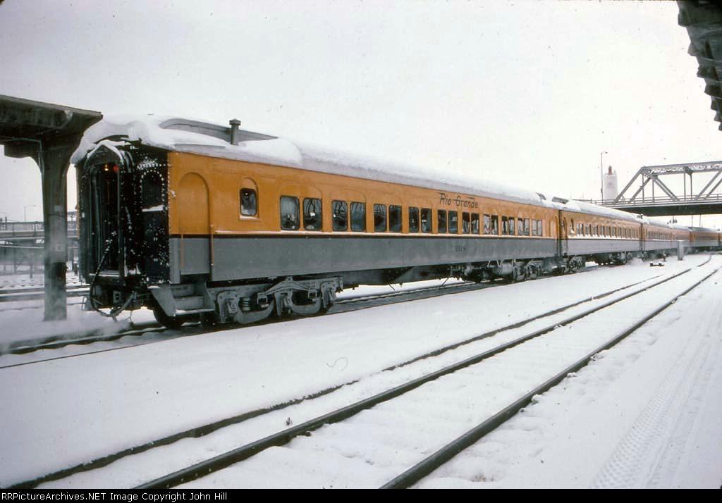 1272-12 Rio Grande Ski Train departs Union Station