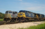 TFM-CSX meet at Knoche Yard