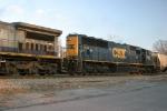 CSX 4544/CSXT G173