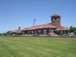 UP Salina Depot