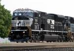 NS 7215 at Cresson,Pa.