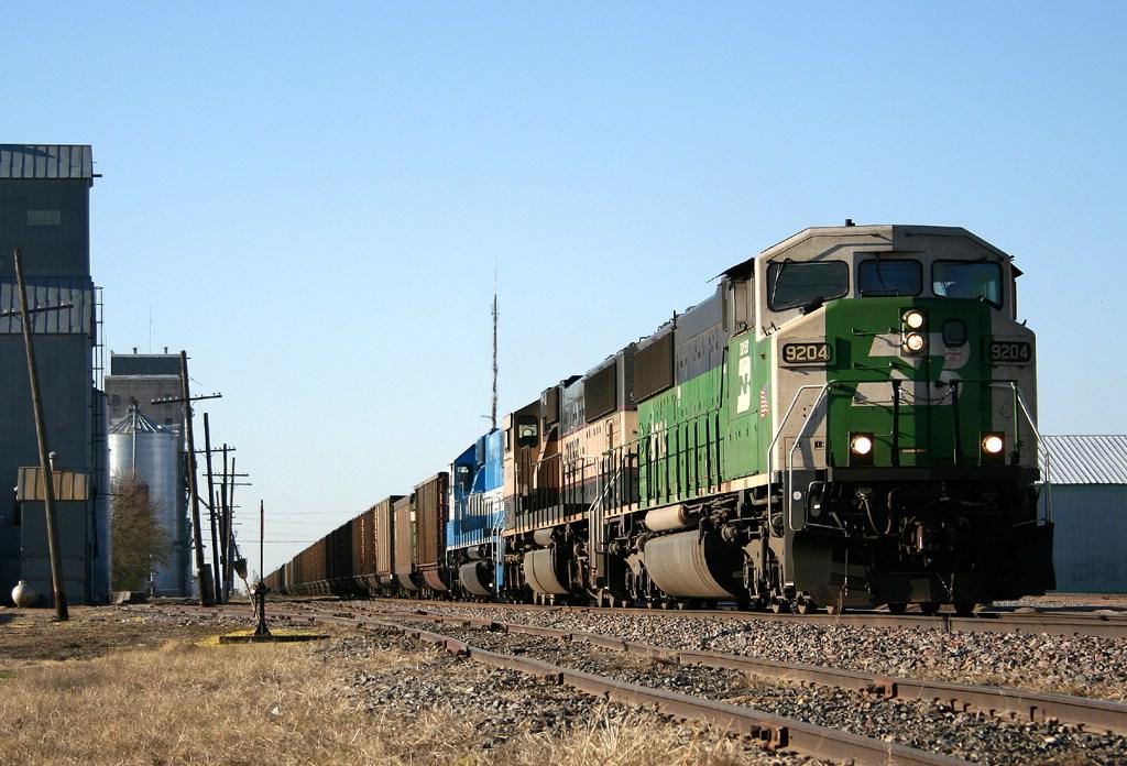 BNSF 9204