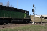 1 of 2 SDP40s on the BNSF roster