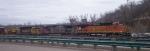 BNSF 858
