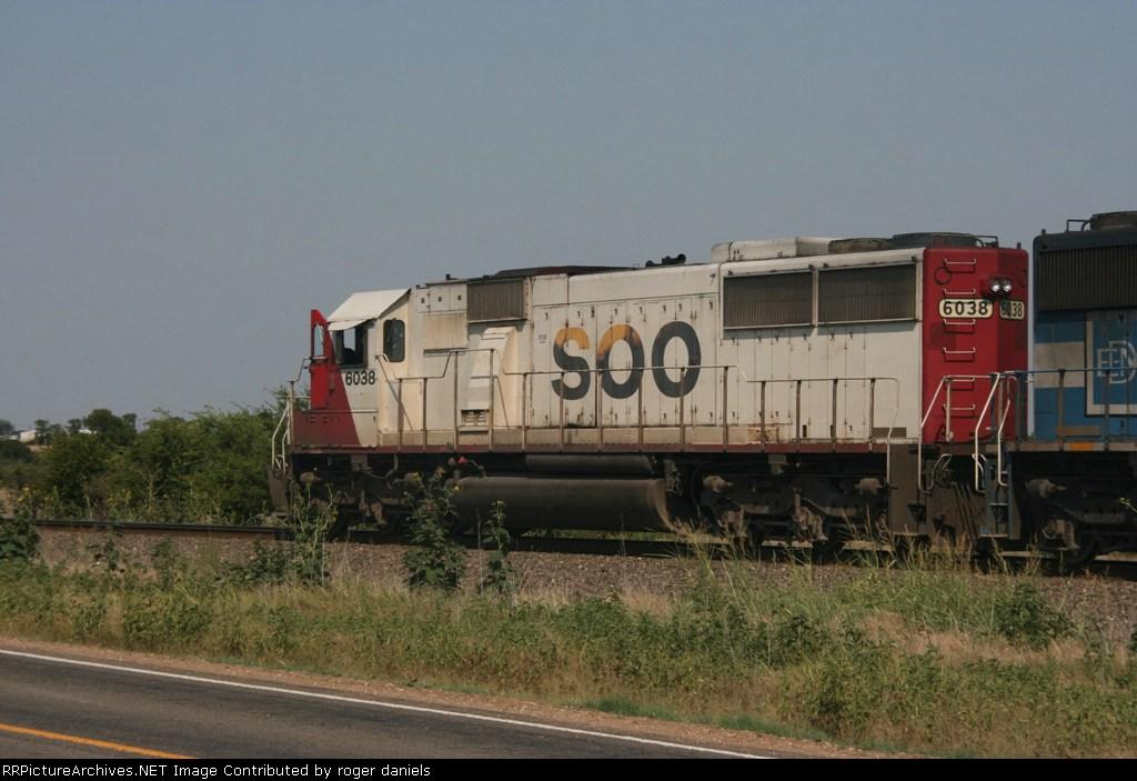 SOO 6038