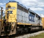 CSX 8437