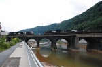 Crossing The Conemaugh River