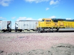 BNSF 8803 & BNSF 653024. It's all about coal